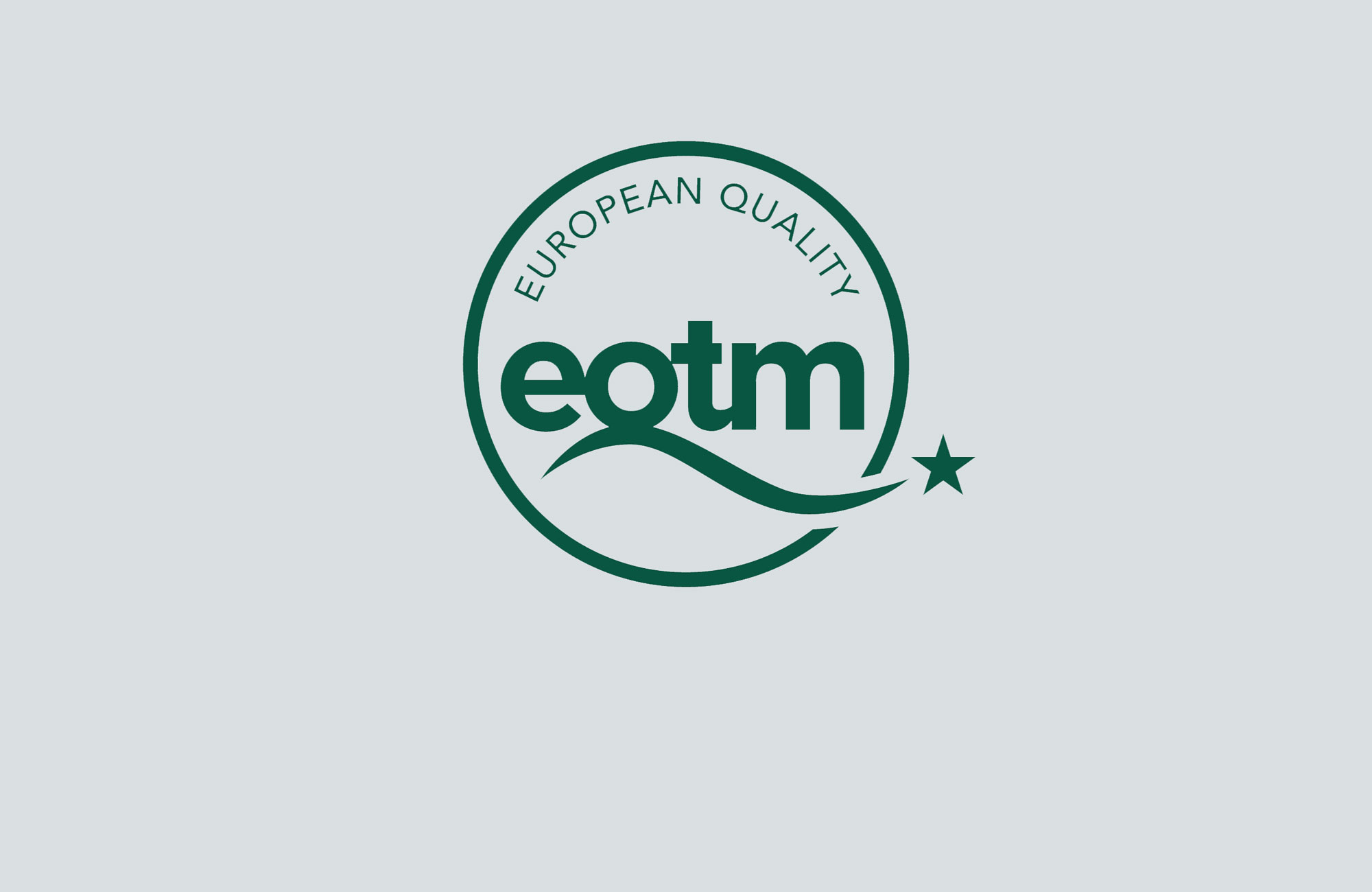 The European Quality Trademark (EQTM)  certificates awarded, follow each other in quick succession.