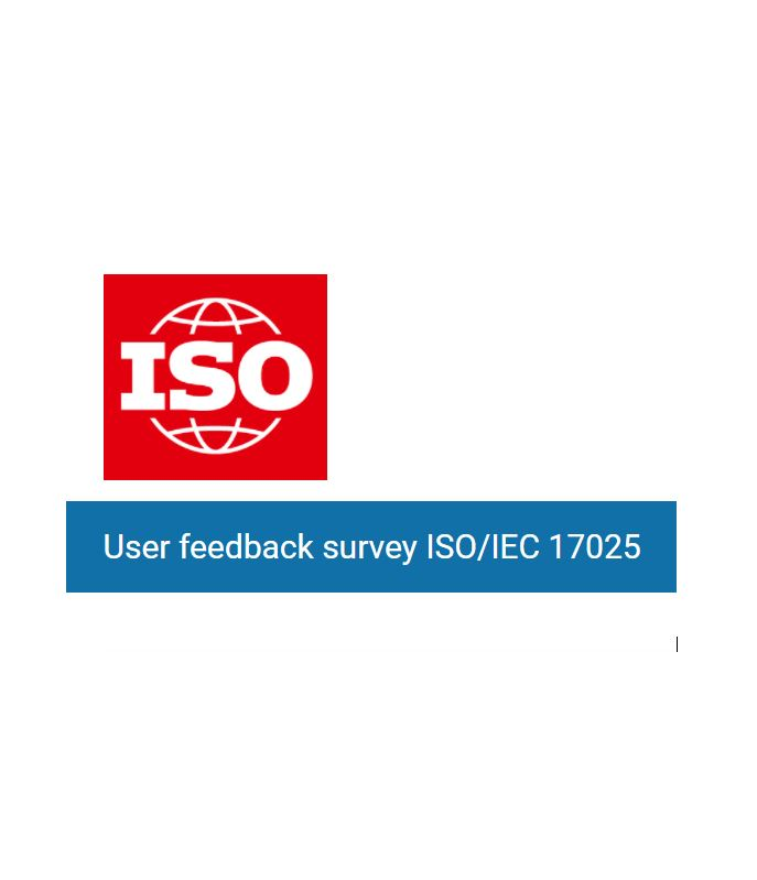 New surveys planned by ISO CASCO about 17011 and 17025