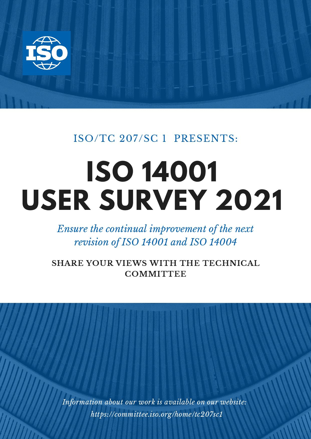 Survey to be distributed.