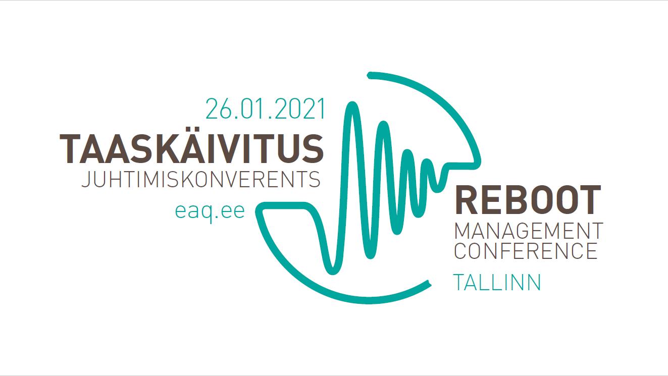 Estonian Management Conference REBOOT